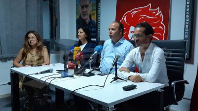 حاتم المليكي: قلب تونس يتصدر البرلمان والتحالف مع النهضة خط أحمر