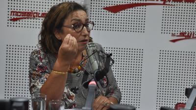 بشرى بلحاج حميدة: النهضة خسرت جزء.. ونحن خسرنا كلّ شيء
