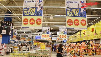 اربح 200 دينار في Les jours Hyper Chanceux de Carrefour
