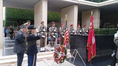 L'ambassade des USA en Tunisie: Le cimetière des soldats américains est un monument ouvert au public