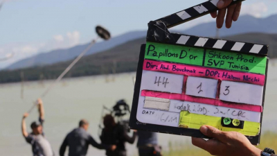 Exclusif : Making Of du nouveau film de Abdelhamid Bouchnak ' Papillons D'or '