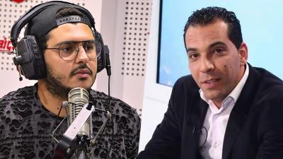 مصطفى حواس وأنيس السحباني : المواجهة