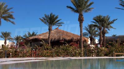 Hôtel 'Qatari Diar' de Tozeur, l'un des meilleurs au monde