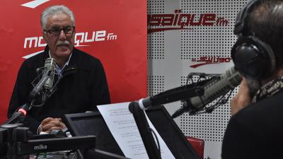 حمة الهمامي : ''لن يمر أردوغان جديد في تونس''