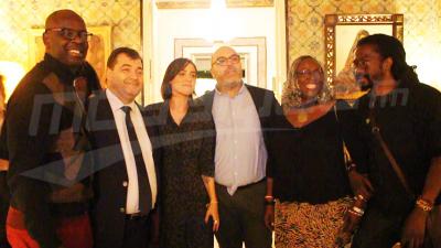 اللاعب الفرنسي السابق ليليان تورام في تونس للحديث عن العنصرية