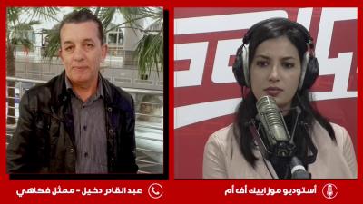 زوجة عبد القادر دخيل : زوجي غادر قسم الإنعاش وحالته مستقرة