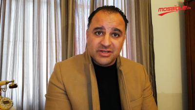 Saidani s'exprime au micro de Mosaïque après sa remise en liberté
