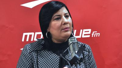 Abir Moussi : Ghannouchi est un danger pour la Tunisie