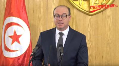 La conférence de presse du chef du gouvernement désigné