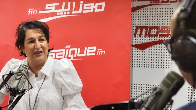 Après avoir été écartée de Hajama, Wajiha Jendoubi revient avec Al khayata