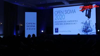 Sigma Conseil organise le congrès ' Sigma Open 2020 ' sur les statistiques