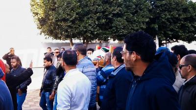 Funérailles du Omda mort dans un accident à Hergla