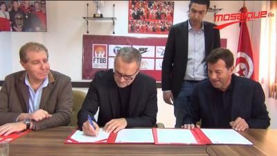 Basketball: Un entraîneur allemand signe avec l'Equipe Nationale