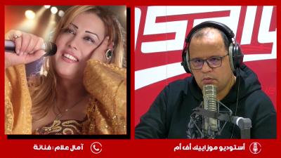 آمال علام تتحدث عن زواج ابنتها من الممثل السوري قصي خولي