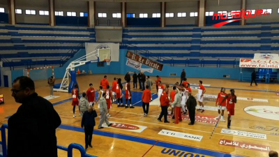 La sélection nationale de Basketball entame son stage à Monastir