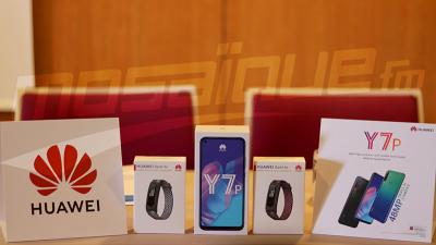 Huawei : Lancement du nouveau Y 7p en Tunisie