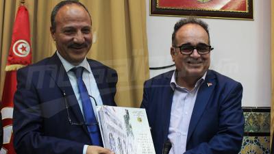 Habib Kchaou entame officiellement ses fonctions en tant que ministre des Affaires sociales