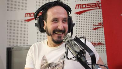 Nejib Belkadhi : ' Al Moudhi3a wa so3louk ' a commencé par une blague