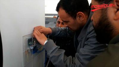 القصرين:ابتكار طبيب آلي وسوار إلكتروني..التكنولوجيا في مكافحة الكورونا