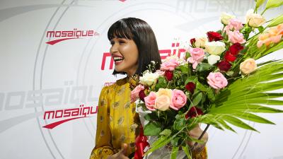 مستمعو موزاييك يختارون عزّة سليمان كأفضل ممثلة لسنة 2020
