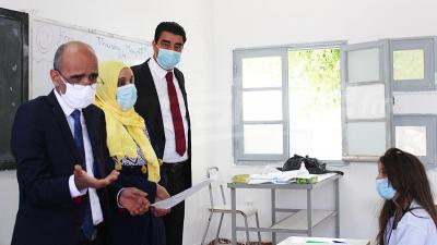 وزير التربية: سنراعي الوضع الاستثنائي خلال إصلاح اختبارات الباكالوريا