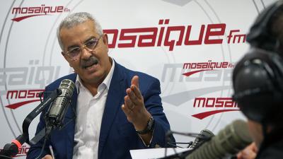 Samir Cheffi : L'UGTT n'a aucun lien avec le sit-in du Bardo