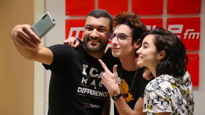 في أول ظهور إعلامي بعد تجربة سديم: Beki وSamy ضيوف موزاييك