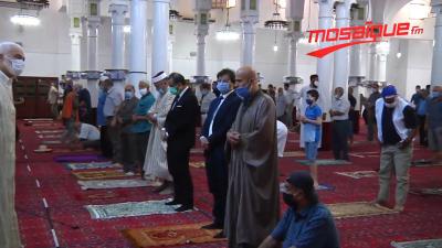 صفاقس: جامع اللخمي يستقبل المصلّين