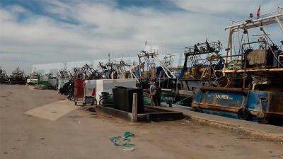 ميناء الصيد البحري بصفاقس: أصحاب مراكب الصيد يحتجون