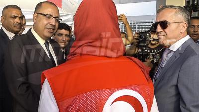 وزير الداخلية يعطي اشارة انطلاق برنامج العطلة الآمنة 2020