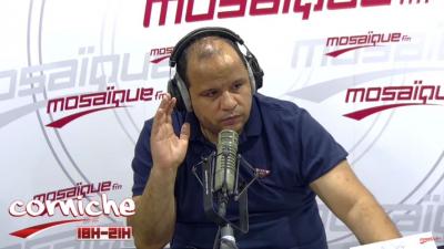 """Naoufel Ouertani : """"Sayyef maana"""" est mon idée"""