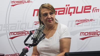 ليلى الشابي : أنا الممثلة الأكثر جرأة في تونس
