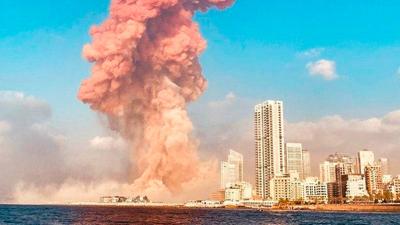 Imed Hariri: La déflagration de l'explosion à Beyrouth sentie à Chypre