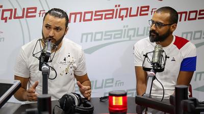 Bassem Hamraoui dans une nouvelle expérience comme réalisateur et Karim Gharbi animateur à la télé