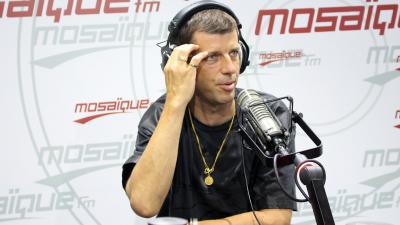 Dixon en exclu totale sur Mosaïque Fm. Interview by Adnen Haouet
