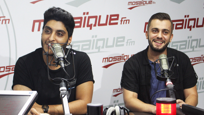 Amine Limam et Hichem Guedouch: les retrouvailles