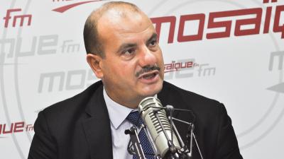 أنس الحمادي : ' كان من اللياقة مراعاة الوضعية الخصوصية لحرم رئيس الجمهورية '