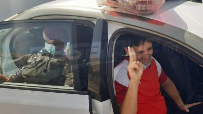 L'adjudant Rami Limam quitte l'hôpital Sahloul
