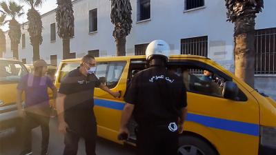 Sousse : Campagne sécuritaire pour le port du masque