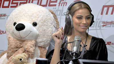 Chirine Lajmi dans Noujoum