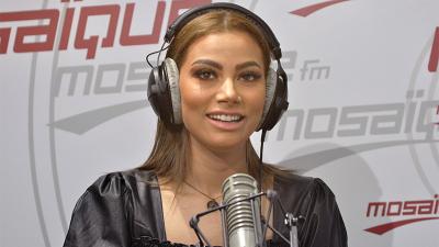 شيرين اللجمي : ''أنا أنجح من آمنة فاخر وطرب زازا لا يقنعني''
