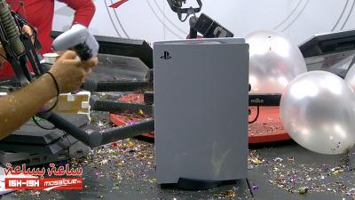 الـPlaystation 5 في أستوديو موزاييك Unboxing