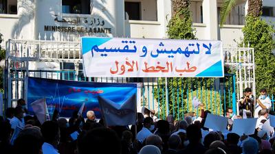 Les médecins généralistes: L'Etat nous a humiliés