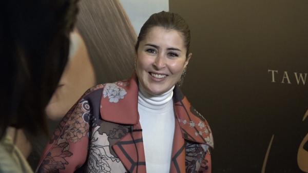 العرض الأول لفيلم 'توأم روحي' في تونس بحضور عائشة بن أحمد