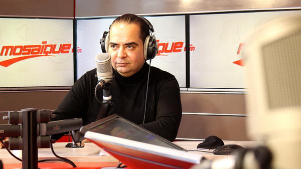 Portrait By Mosaïque FM : زياد غرسة
