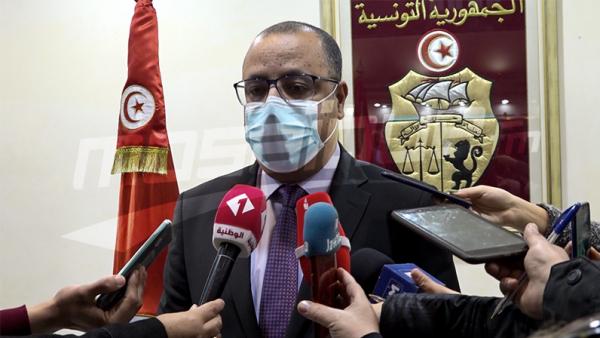 المشيشي حول إقالة وزير الداخلية: لا أسمح بإرباك المؤسسة الأمنية