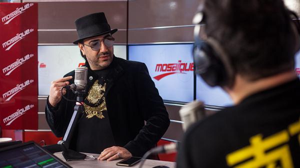 شمس الدين باشا : ' الدلاجي لم يتحرش بفتاة من الجمهور'