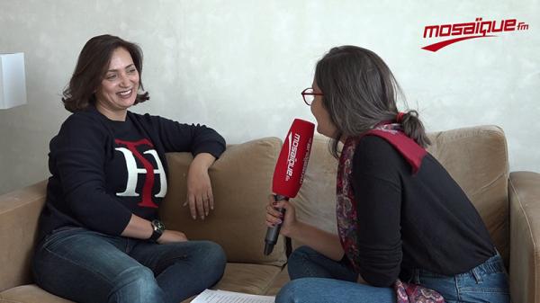 Rim Riahi : ' Ce n'est pas facile de devenir une actrice connue au début d'une carrière  '