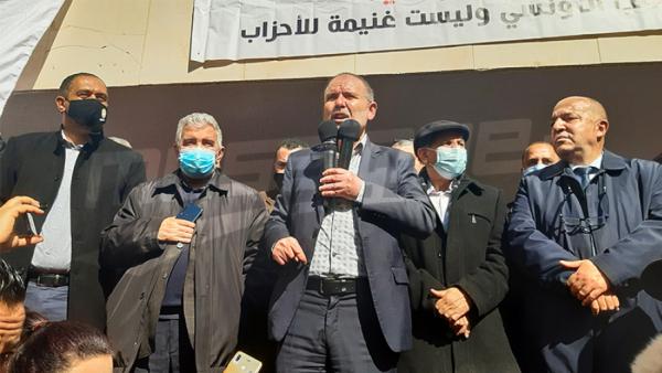 الطبوبي: شرذمة من المفسدين تحكم تونس...والبعض يسعى لاحياء الدولة العثمانية