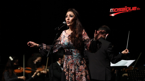 Le spectacle de Ayda Nyati à la cité de la Culture